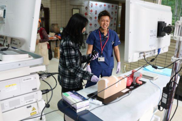 清水赤十字病院