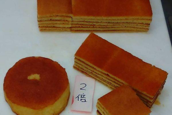 えびすや菓子舗<br>ブランデーの濃さいろいろ!?